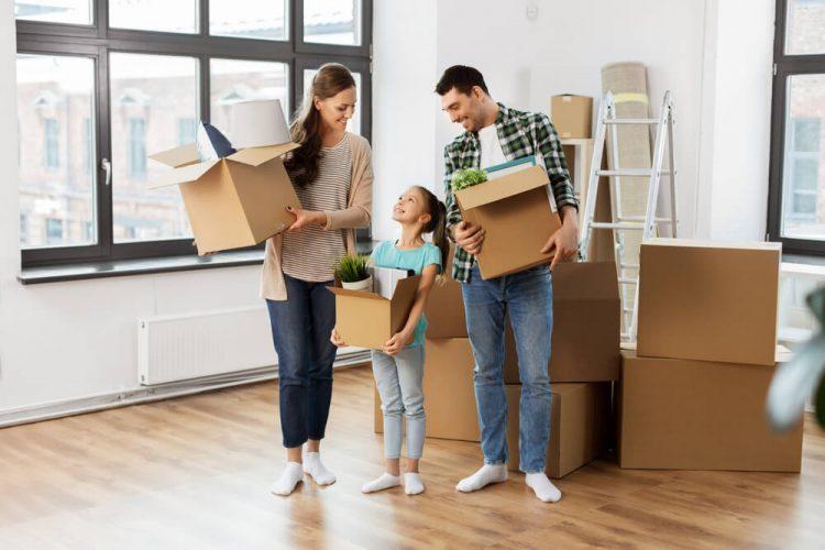 Zašto su teške selidbe sa porodicom?