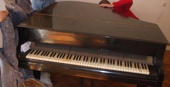 Selidbe i prevoz klavira i specijalnih tereta